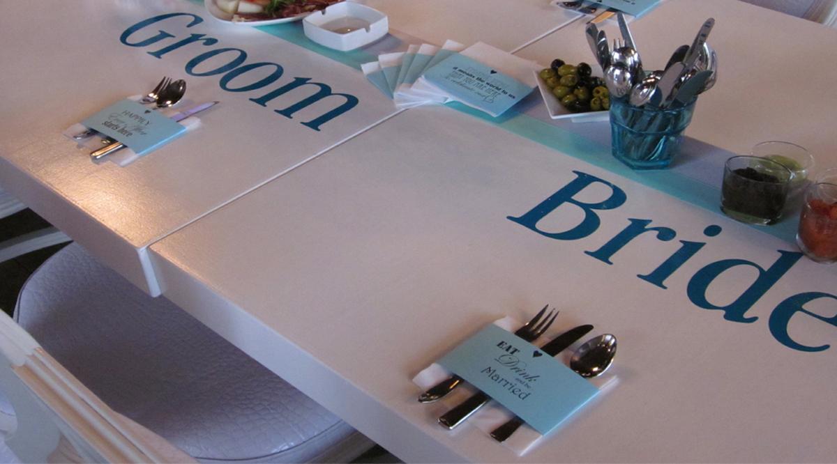 Tiffany blue I love you!